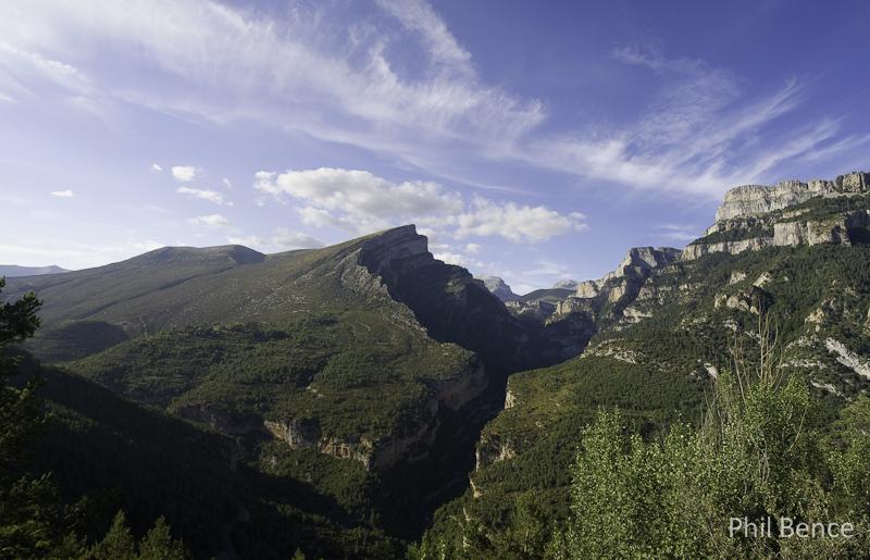 Panorama Niscle - Monte Perdido